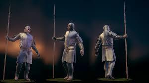dylan brady portfolio chivalry medieval warfare vanguard revamp