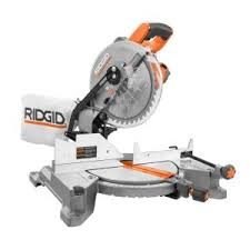 home depot black friday silverdale ridgid 15 amp 10 in compound miter saw r4110 the home depot