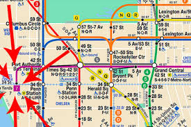 Lirr Train Map On September 13 You Can Ride The 7 Train To Hudson Yards Curbed Ny