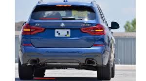 how does the 2018 bmw x3 m40i look in real life