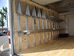 Shelves For Vans by Delivery
