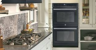 what color appliances with blue cabinets 4 color palettes that pair perfectly with black kitchen