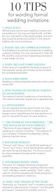 words for wedding cards 10 tips for wording formal wedding invitations invitations by
