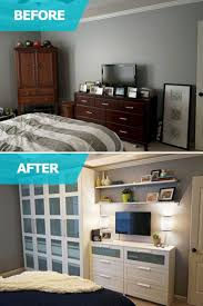 Bedroom Storage Furniture by Best 25 Storage For Small Bedrooms Ideas On Pinterest Bedroom