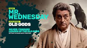 american gods who is mr wednesday american gods youtube