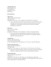 Sanitation Worker Job Description Resume Sanitation Worker Resume Resume Ideas