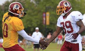 Why Did Rg3 Get Benched Rg3 To Santana Moss You Lied About And Betrayed Me Update The