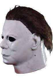 Michael Myers Mask Trick Or Treat Halloween Michael Myers Mask Fantasy Horror U0026 Sci Fi