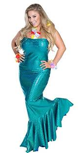 Torrid Halloween Costumes Size Amazon Delicate Illusions Size Ocean Nymph Mermaid