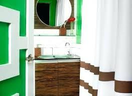 lime green bathroom ideas green bathroom navy blue and lime green stripe bath rug