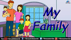 paragraph formation my family