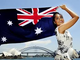Indigenous Flags Of Australia Australia Day In 25 Iconic Images Daily Telegraph