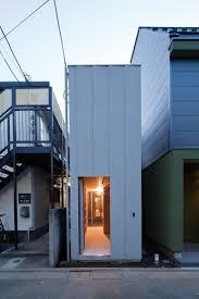 The Skinny House by 80 Best Architecture In Japan Japońska Architektura Images On