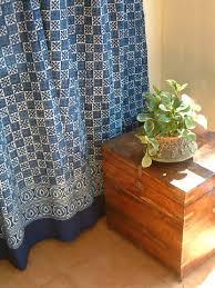 Shower Curtain Contemporary Batik Shower Curtain Blue Shower Curtain Contemporary Shower