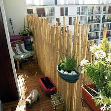 Apartment Patio Screen Best 25 Balcony Privacy Ideas On Pinterest Balcony Curtains