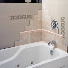 tile boards for bathrooms