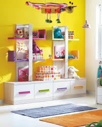 kids room storage interior design