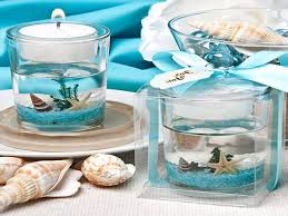 baby shower favors for boy baby boy shower favors ideas aromatic glass candle with shell and