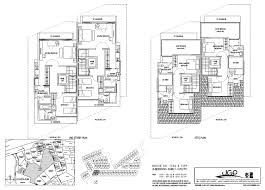 City View Boon Keng Floor Plan by Terrace Houses Archives See Online Property Portal