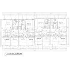 one car garage model ides hill commons flynn terrace 1carmodel foundationplan