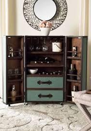 Steamer Bar Cabinet Vintage Steamer Trunk Bar Cabinet On Chairish Com Bars Carts