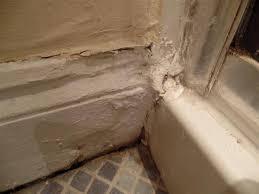 Rotten Bathroom Floor - floor sinking in house carpet vidalondon