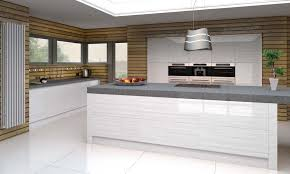 High Gloss Kitchen Cabinets by High Gloss Kitchen Doors Revamp