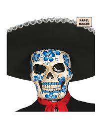 day of the dead masks day of the dead mask with floral motif skull mask from the day
