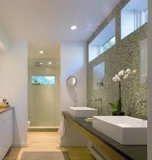 bathroom cabinets magnifying mirror wall with metal bathroom