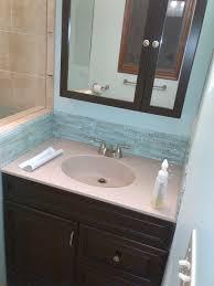 Vanity Backsplash Ideas - the onyx collection vanity top with tile backsplash superior home