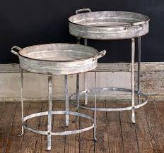 Folding Tray Table Set Chic Tray End Table For Your Space U2013 Monikakrampl Info