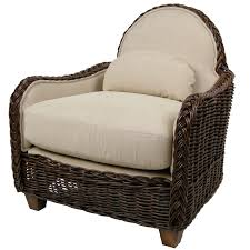 hutton round back lounge chair wicker works interior the