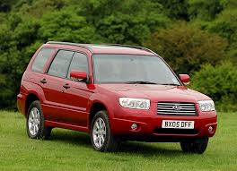 subaru forester red 2016 subaru forester estate review 2002 2008 parkers