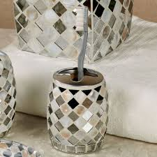 mosaic bathroom accessories home design ideas and pictures