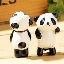 shop panda ornament small panda for home decor