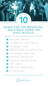 best 25 wedding aisle songs ideas on pinterest songs for
