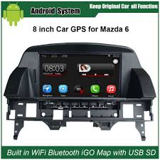 mazda m6 online buy wholesale android mazda 6 gps from china android mazda