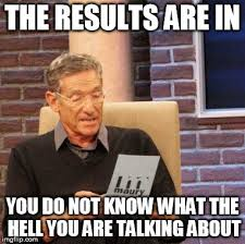 What The Hell Meme - maury lie detector meme imgflip