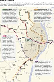 Metro Property Maps by What U0027s At Stake In Metrolink Expansion Metro Stltoday Com
