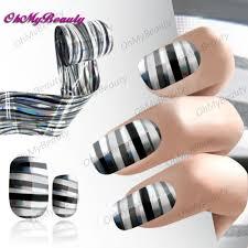 online buy wholesale zebra stripe nails from china zebra stripe