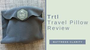 Michigan best travel pillow images Trtl travel pillow review best pillow for the middle seat jpg