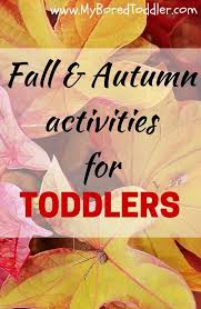 82 best kids activities for fall images on pinterest fall