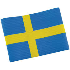captain u0027s armband swedish flag 489106 0000 jr stanno com