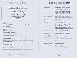 wedding church program template wedding programs wedding programs by shine script wedding programs