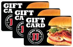 gift cards in bulk jimmy s gift cards jimmy s gourmet sandwiches