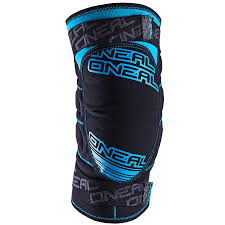 oneal motocross gear o u0027neal sinner knee guard blue bike24
