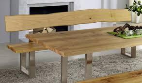 Modernes Esszimmer Eiche Massiv Kuchenbank Holz Schonheit Esszimmer Mit Bank Und Lehne Rolf Benz