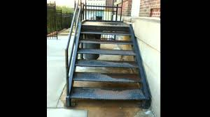 why can u0027t i let water sit on metal stairs maintenance youtube