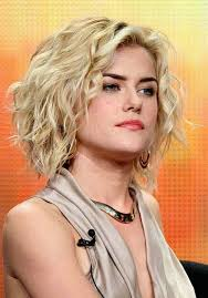 will a short haircut make my hair thicker medium pixie cut for curly blonde hair for women with round faces