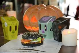 halloween whopper burger king
